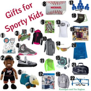 Gifts For Sporty Kids