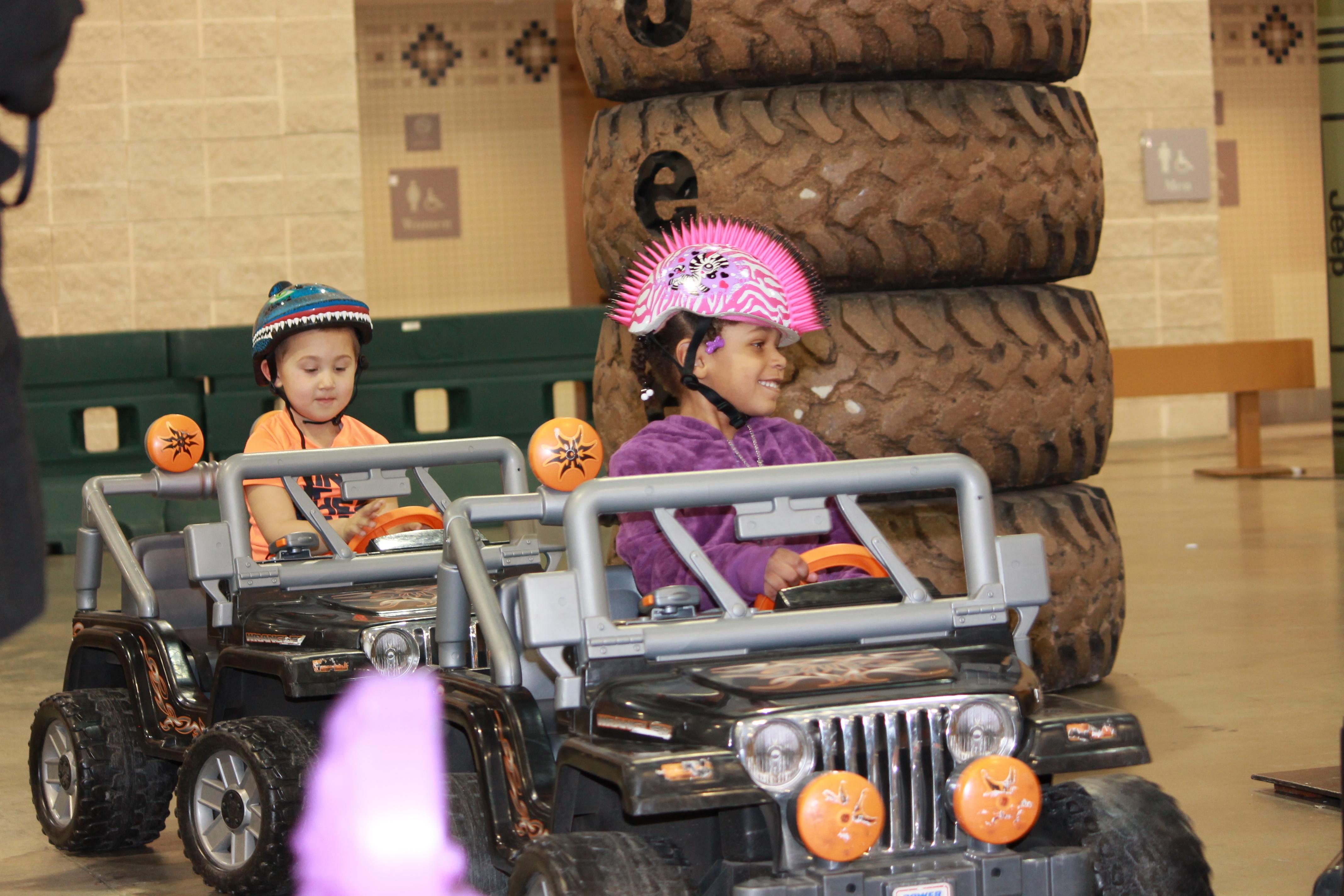 Jeep Kids Course