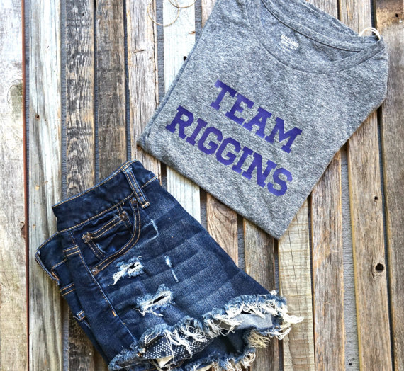 Team Riggins Shirt