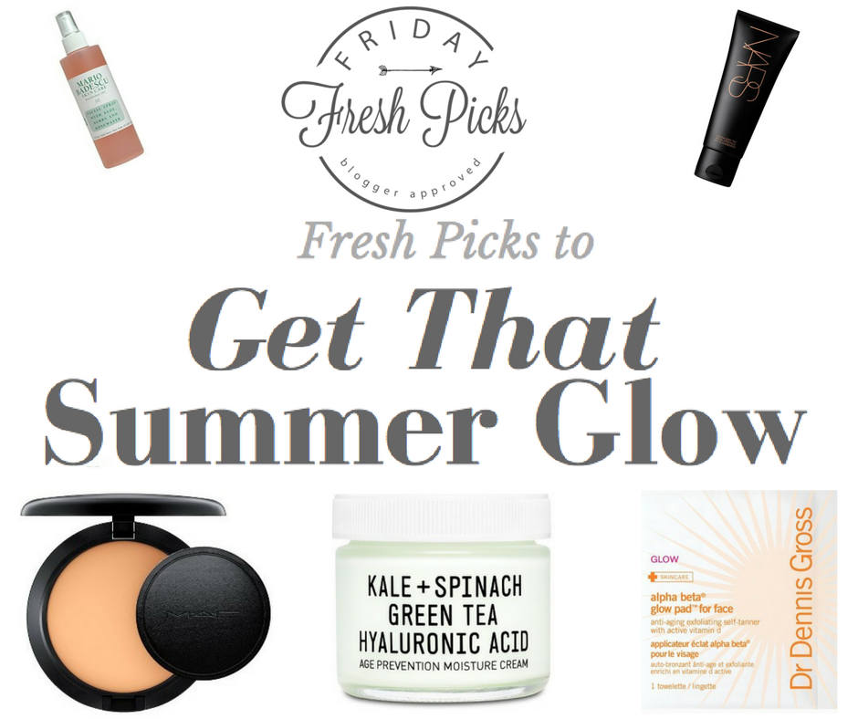 Fresh Picks To Get That Summer Glow