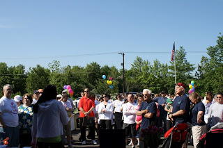 Our 2012 Promise Walk for Preeclampsia