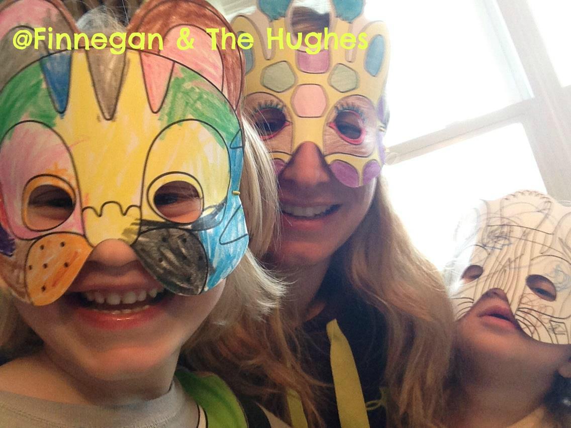 MudPuppy Make-A-Masks {review & giveaway}