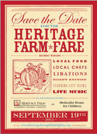 Worthy Wednesday: Heritage Farm Fare
