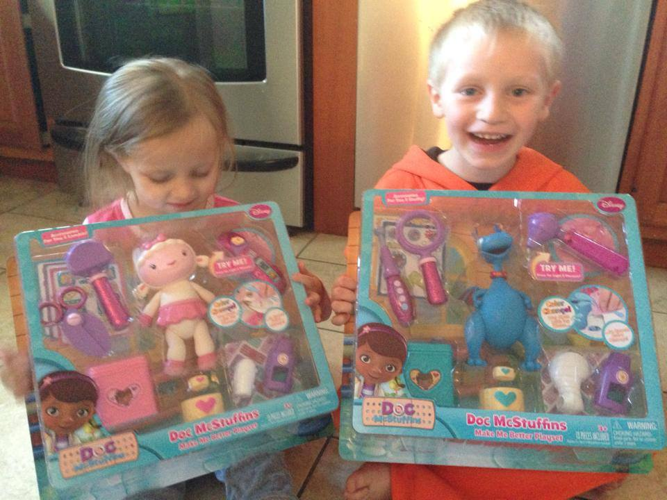 Just Play Toys Make Me Better Playsets {Review & Giveaway}