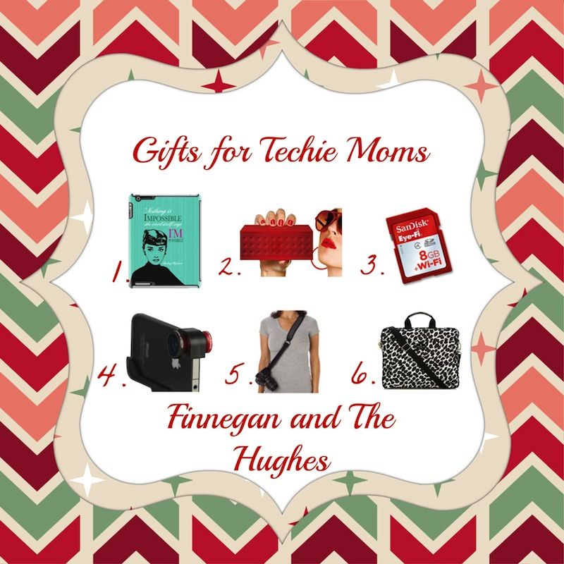Holiday Gift Guide: For Techie Moms
