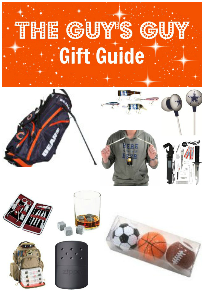 The Guy's Guy Gift Guide