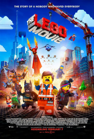 The LEGO Movie: Everything Is Awesome!!