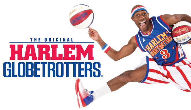 Harlem Globetrotters at the Wells Fargo Center{Ticket Giveaway}