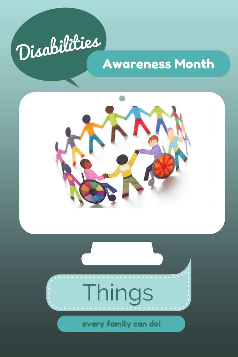 Thoughtful Thursday: Disabilities Awareness Month