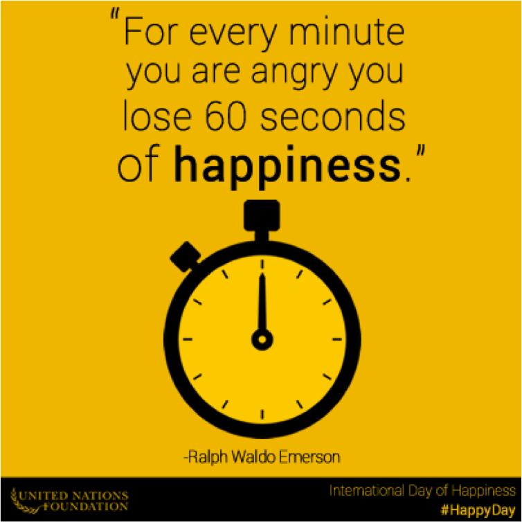 Thoughtful Thursday: INTERNATIONAL DAY OF HAPPINESS