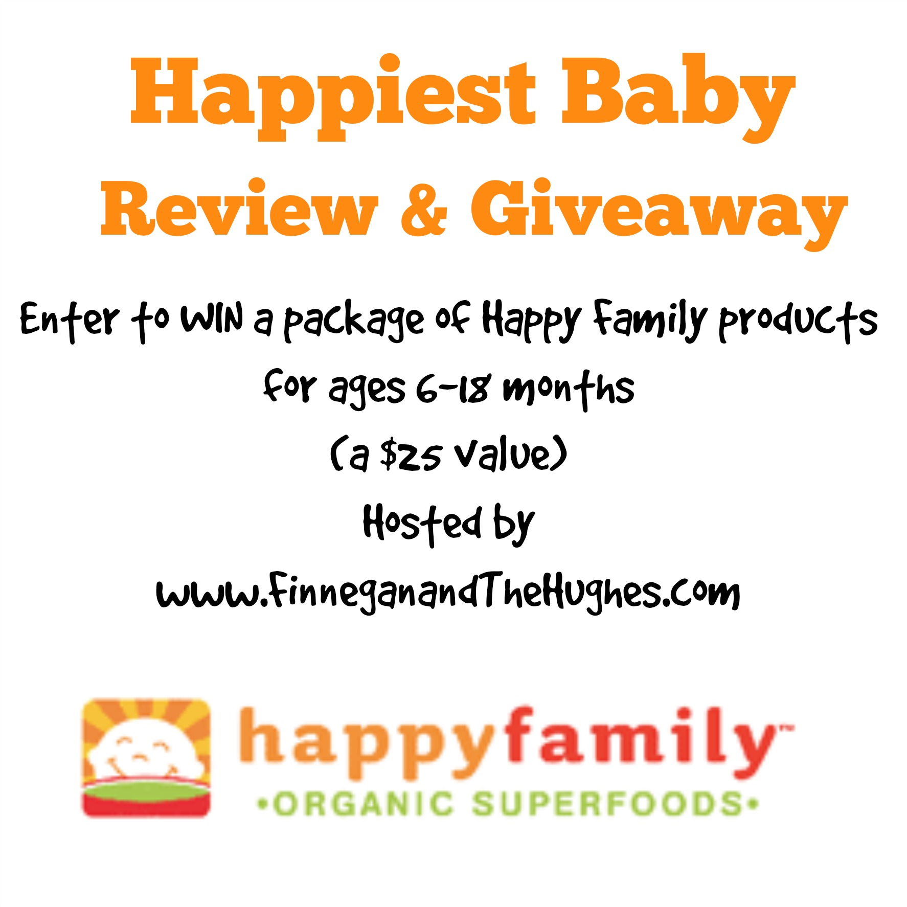 Happy Family Review and Giveaway
