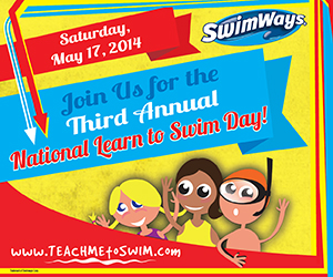 National Learn to Swim Day!