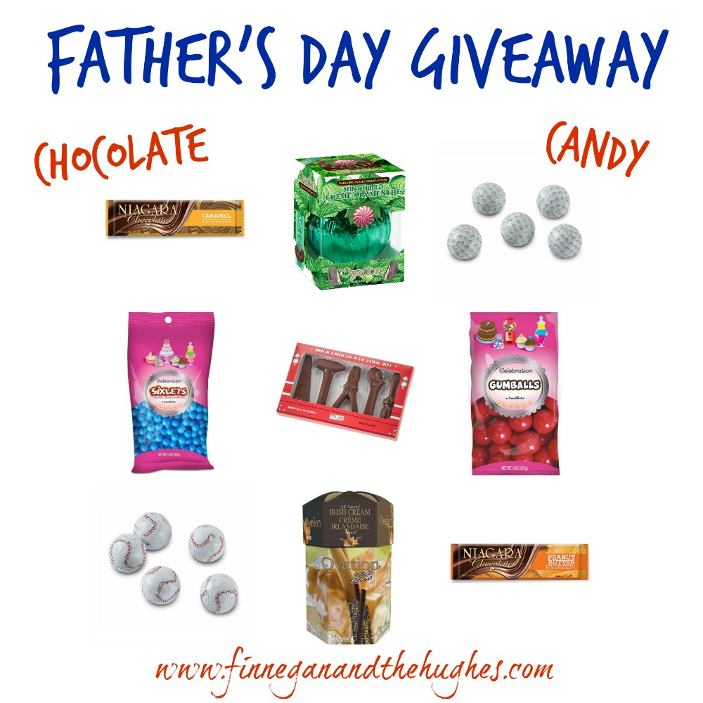 Father's Day Giveaway with SweetWorks