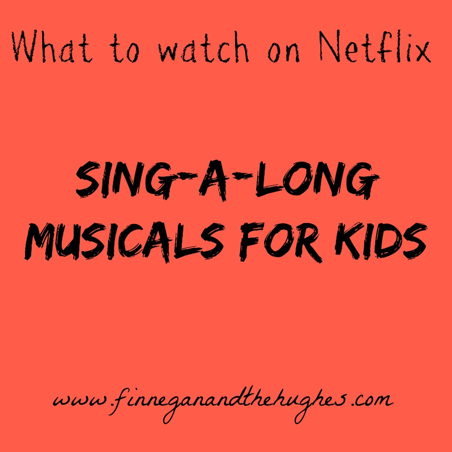 Sing-A-Long with Netflix