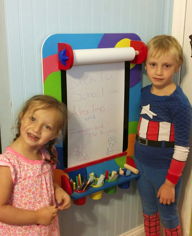 Back to School for Preschoolers and Kindergartners From Alex Toys