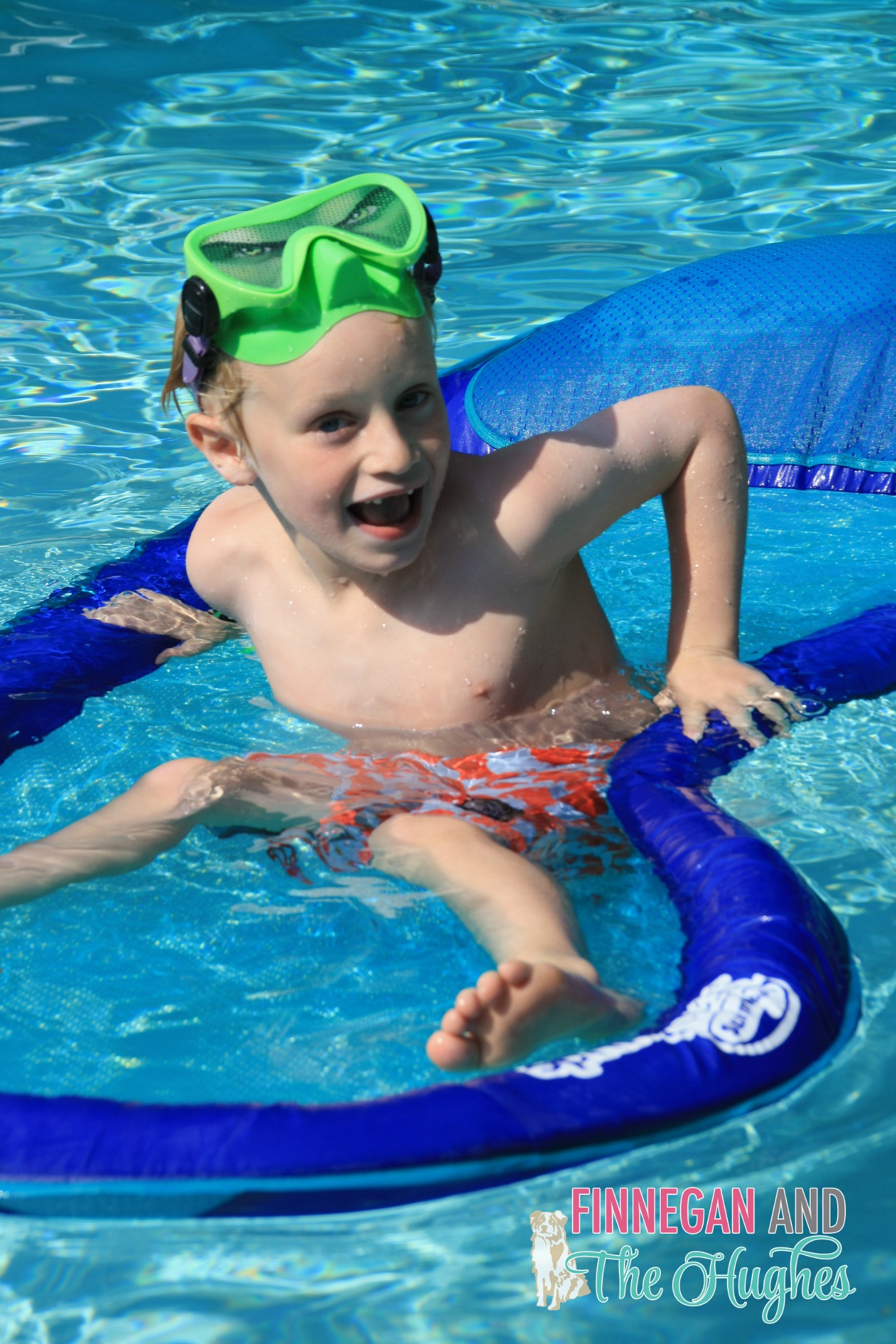 Our Summer of Swimming with Swimways