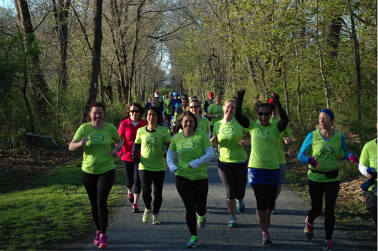 Thoughtful Thursday: How Team CMMD is helping fight cancer