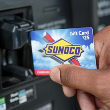 Sunoco Free Fuel 5000 Decal Hunt and GIVEAWAY