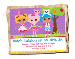 October Just Got Lalaloopsified on Nick Jr.