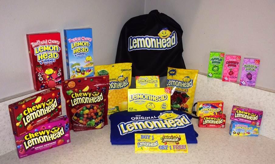 Lemonheads Candy #Giveaway