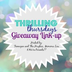Thrilling Thursdays Giveaway Link-Up