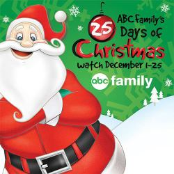 ABC Family's 25 Days of Christmas Schedule 2014