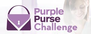 The Allstate Foundation's Purple Purse Challenge #PurplePurse