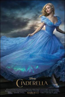 "WALT DISNEY STUDIOS DEBUTS TRAILER FOR ""CINDERELLA"""