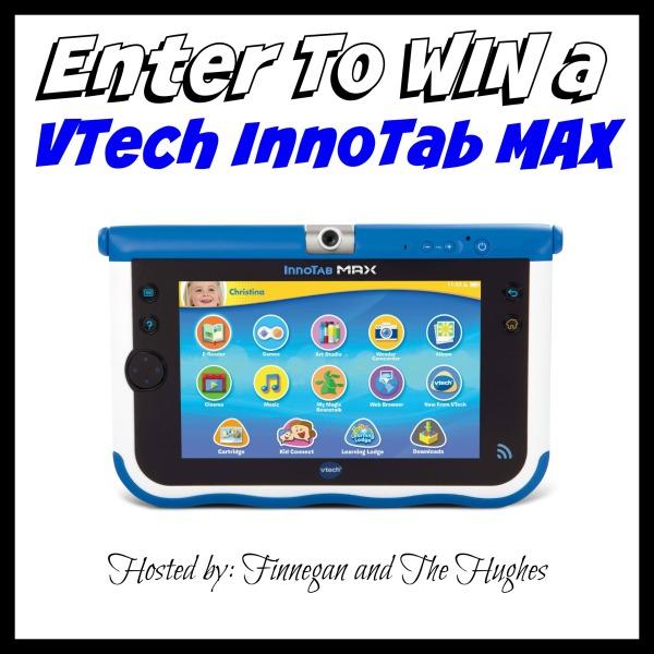 Enter To WIN a  VTech InnoTab MAX