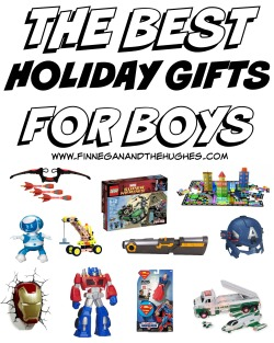 THE BEST HOLIDAY GIFTS FOR BOYS
