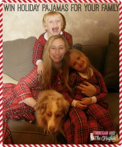 Holiday Family Pajamas from Sleepyheads #Giveaway