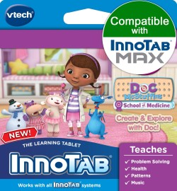 VTech InnoTab MAX Learning Cartridges