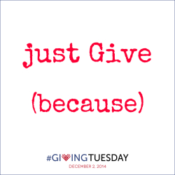 Ways to Give Back on #GivingTuesday