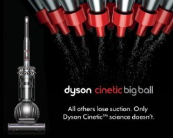 Dyson Cinetic Big Ball Vacuum #DysonUnFiltered