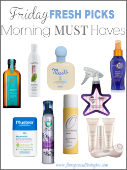 Friday's Fresh Picks: Morning Must Haves