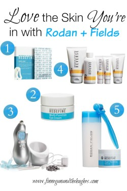 Love the Skin You're in with Rodan + Fields