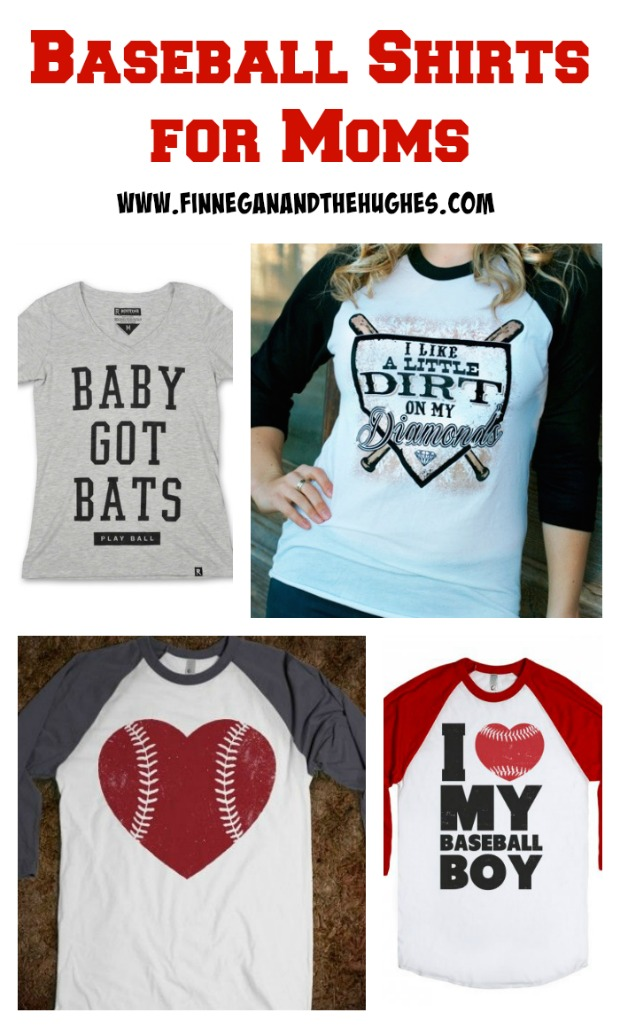 Friday's Fresh Picks: Baseball Shirts for Moms - Finnegan ...