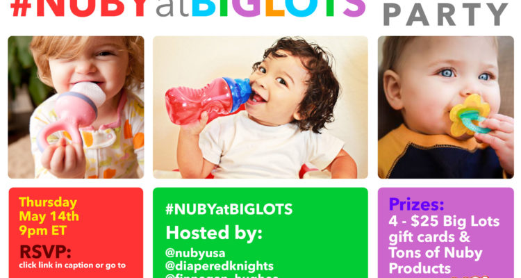 Nuby and Big Lots