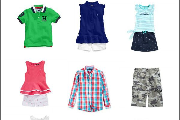 Friday's Fresh Picks: Spring Styles for Boys and Girls