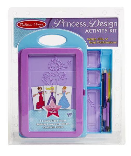 Princess Design Activity Kit