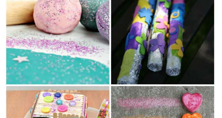 22 Craft Ideas for Girls