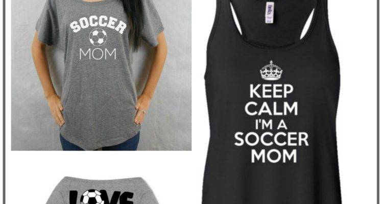 Friday Fresh Picks: Soccer Mom Shirts