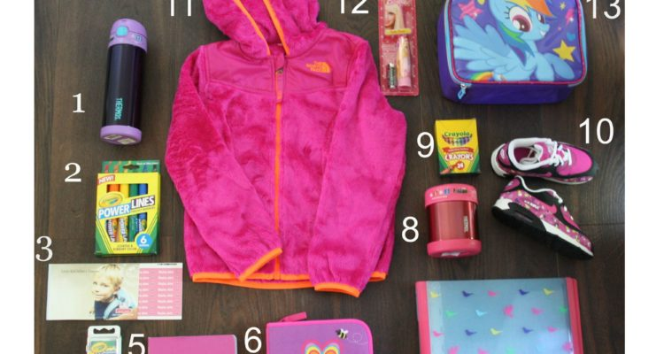FRIDAY'S FRESH PICKS: BACK TO SCHOOL PICKS FOR GIRLS