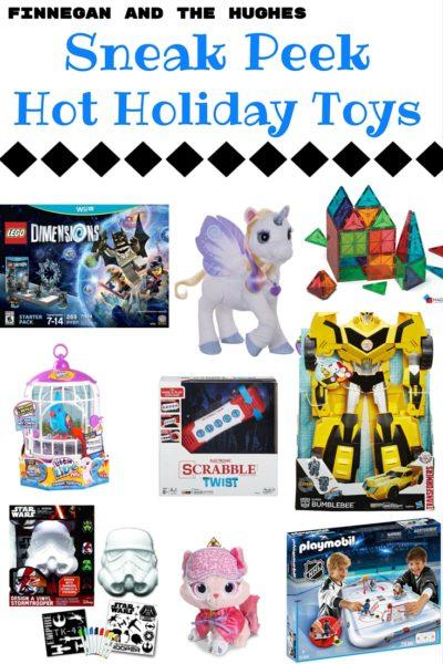 Sneak Peek: Hot Holiday Toys