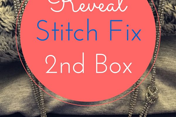 Stitch Fix 2nd Box Reveal