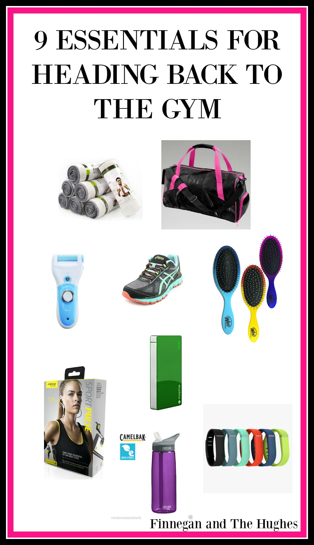 9 Essentials for Heading Back to The Gym 1