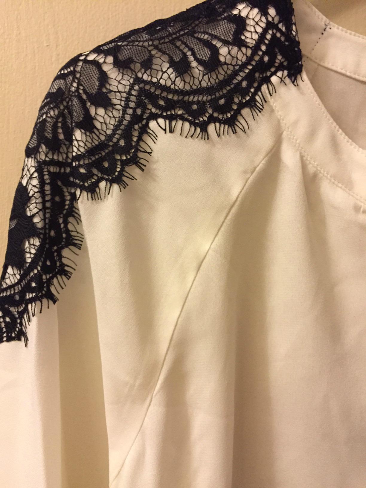 Brixon Ivy Reyne Lace Shoulder Blouse Stitch Fix 2
