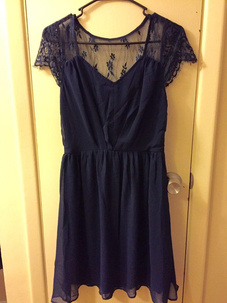 Crescent Marietta Dress Stitch Fix 1