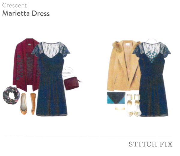 Crescent Marietta Dress Stitch Fix