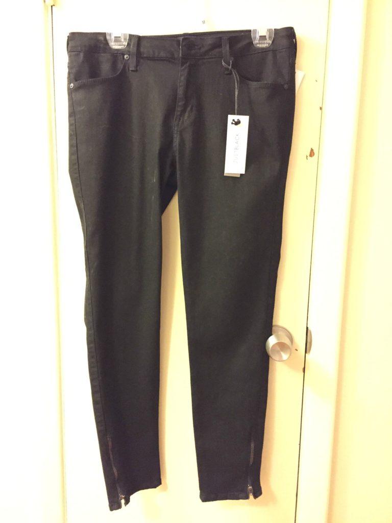 Just Black Dean Skinny Jeans 1